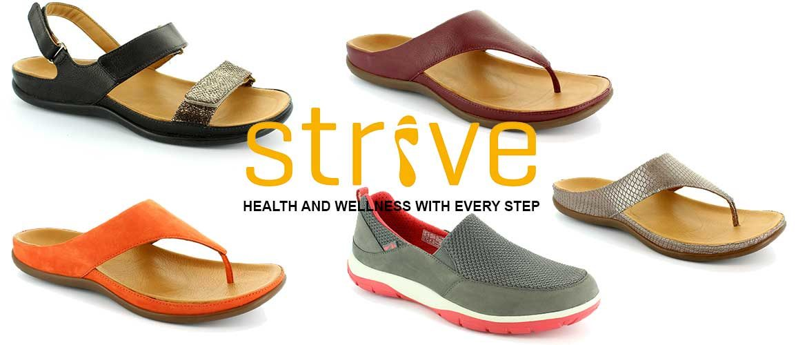 Strive Orthopedic Shoes